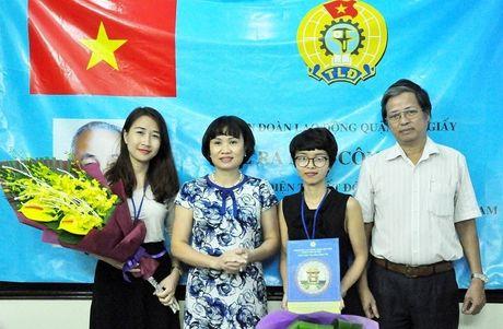 Ra mat Cong doan co so Cong ty co phan Truyen thong E.life Viet Nam - Anh 1