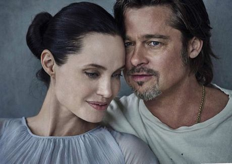 Angelina Jolie va Brad Pitt tao dung danh tieng nhu the nao - Anh 1