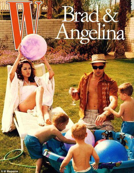 Angelina Jolie va Brad Pitt tao dung danh tieng nhu the nao - Anh 2
