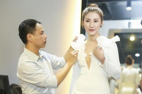 Bao Nhu chon vay thi chung ket Hoa hau Lien luc dia - Anh 4