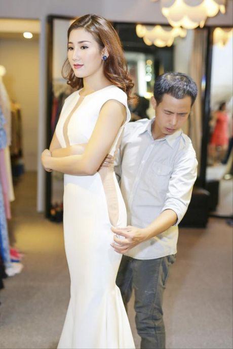 Bao Nhu chon vay thi chung ket Hoa hau Lien luc dia - Anh 6