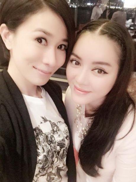 Ly Nha Ky khien fan Xa Thi Man nuc long khi lam dieu nay - Anh 1