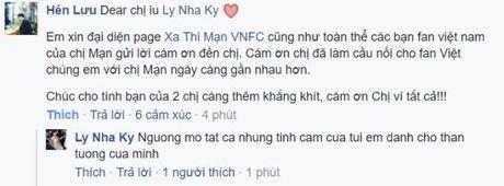 Ly Nha Ky khien fan Xa Thi Man nuc long khi lam dieu nay - Anh 5