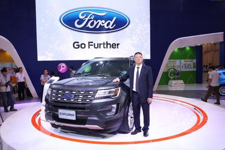 Ford Viet Nam co doanh so ban xe theo quy tang 60% - Anh 1