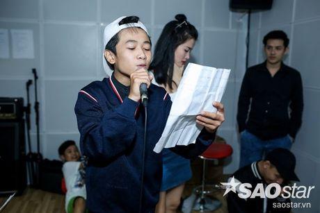 Dong Nhi - Ong Cao Thang doi mua tap luyen cho hoc tro truoc Liveshow 5 - Anh 10