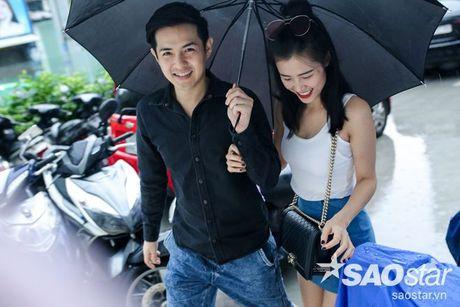 Dong Nhi - Ong Cao Thang doi mua tap luyen cho hoc tro truoc Liveshow 5 - Anh 4