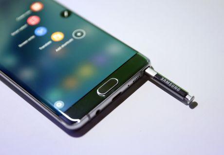 Samsung thiet hai nang ne vi Note 7 - Anh 1
