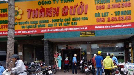 Kien nghi dep ben xe Thanh Buoi - Anh 1