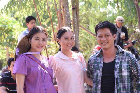 Thanh Hien choang voi 'tay lai lua' cua Van Trang - Anh 1