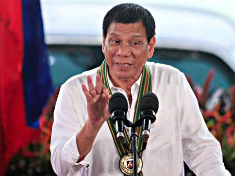 Tong thong Duterte: Van duy tri lien minh quan su vi an ninh quoc phong - Anh 1