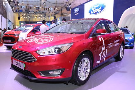 Ford dat doanh so cao trong thang 9/2016 - Anh 1