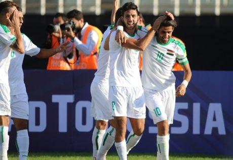 Vong loai World Cup: Thai Lan thua nang Iraq 0-4 - Anh 3