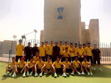 U-19 Viet Nam 'xong dat' Bahrain - Anh 1