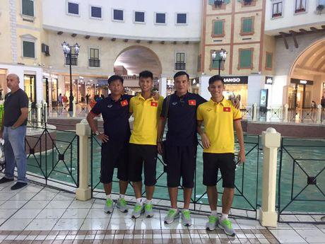 U-19 Viet Nam 'xong dat' Bahrain - Anh 2