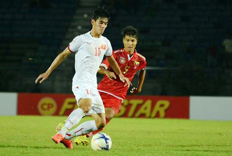 U-19 Viet Nam 'xong dat' Bahrain - Anh 3
