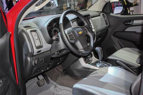 Anh Chevrolet Colorado 2017 moi ve Viet Nam - Anh 6