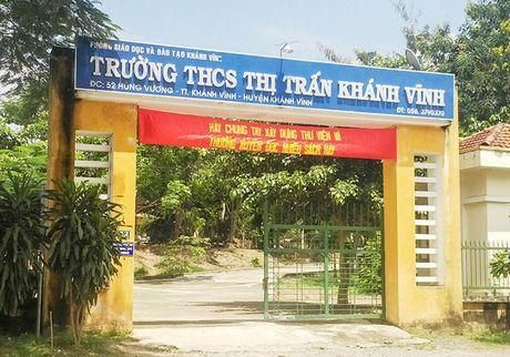 'Khong the chap nhan co giao mang hoc sinh ngu nhu bo' - Anh 1