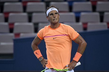 Nadal bi loai ngay tran ra quan tai Shanghai Masters - Anh 1