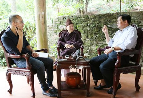 TS Le Kien Thanh: 'De con chau tin chung ta se giu vung dat nuoc nay' - Anh 1