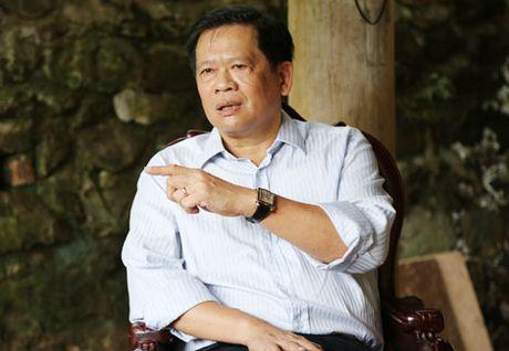 TS Le Kien Thanh: 'De con chau tin chung ta se giu vung dat nuoc nay' - Anh 2