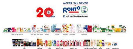 Rohto-Mentholatum (Viet Nam) - Chang duong 20 nam 'bat ngo thu vi' - Anh 2