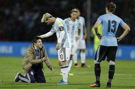 Argentina thua tham, con ai che Messi kem Maradona? - Anh 3