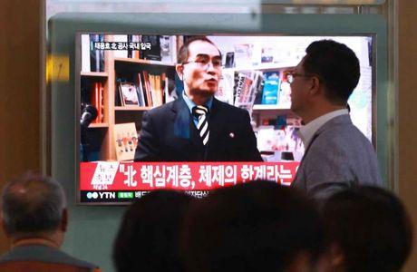 Jong Un lenh cach chuc thu truong ngoai giao - Anh 1
