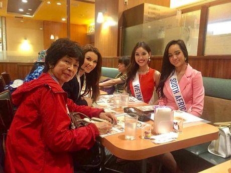 Hoa hau Quoc te 2016: Phuong Linh gianh danh hieu Dai su du lich - Anh 2