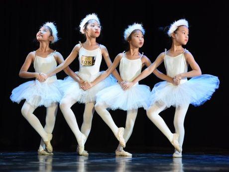 Vu cong nhi chinh phuc giac mo ballet 'Kep hat de' - Anh 1