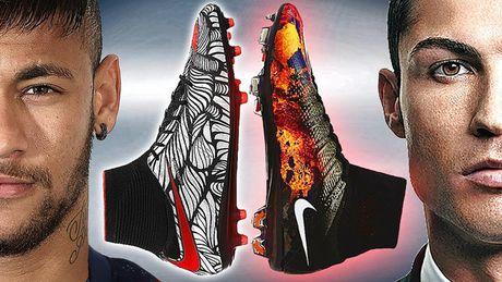 Nike tang Neymar giay 'thua' doc quyen - Anh 10
