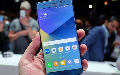 Samsung thu hoi Galaxy Note 7, kinh te Viet thiet hai lon - Anh 1