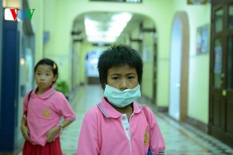 Nguoi dan Thai Lan thau dem cau nguyen suc khoe cho Nha Vua - Anh 11