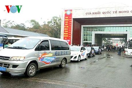 Quang Ninh: Thi diem xe du lich tu lai Viet Nam–Trung Quoc 3 thang - Anh 1