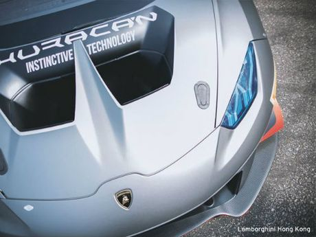 Ngan ngo voi sieu bo Lamborghini Huracan LP 620-2 ST - Anh 11