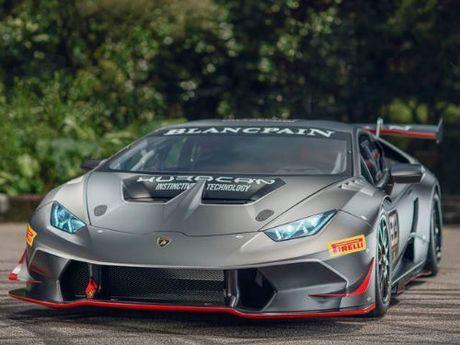 Ngan ngo voi sieu bo Lamborghini Huracan LP 620-2 ST - Anh 6