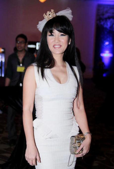 Kho do voi nhung lan 'mac nham' trang phuc cua diva Hong Nhung - Anh 7