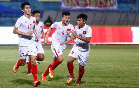 Lich thi dau VCK U19 chau A 2016 - Anh 1