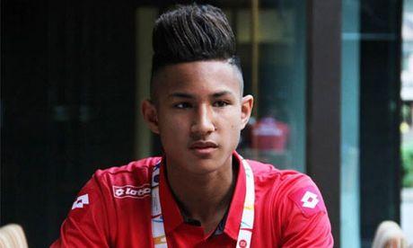 Brunei trieu tap cau thu Leicester da vong loai AFF Cup 2016 - Anh 1