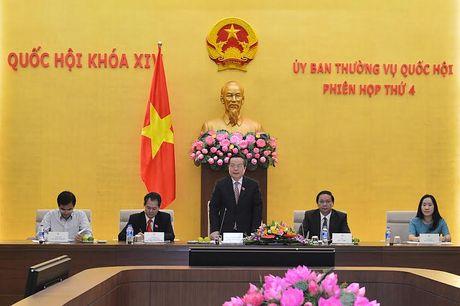 Doan Nong dan Viet Nam xuat sac 2016 vao tham Quoc hoi - Anh 4