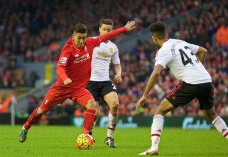 Dai chien Man Utd, co hoi cho cac 'kep phu' cua Liverpool - Anh 1
