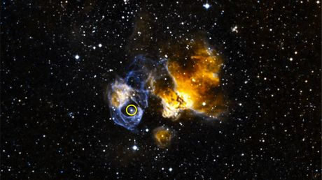 Phat hien he thong sao doi la phat tia gamma-ray trong thien ha - Anh 1