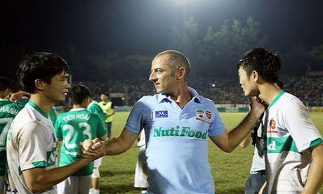 Cong Phuong, Xuan Truong, Tuan Anh sap tai hop thay 'Giom' - Anh 1