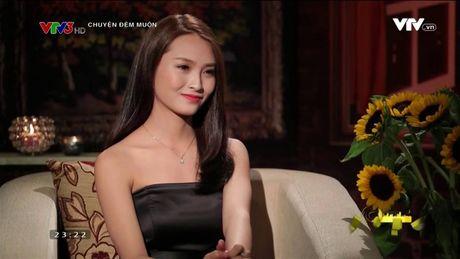MC hotgirl cua VTV khiep so su phan xet cua dan mang - Anh 1