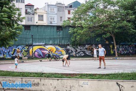 Binh yen da ve ben Ho Tay - Anh 4