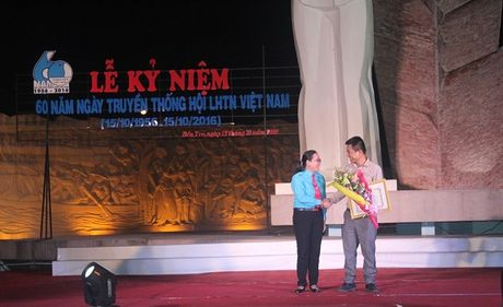Tan Hiep Phat dong hanh ky niem ngay truyen thong Hoi Lien hiep Thanh nien Viet Nam - Anh 1