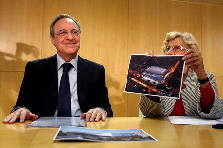 Real Madrid va Barcelona chay dua nang cap san van dong - Anh 1