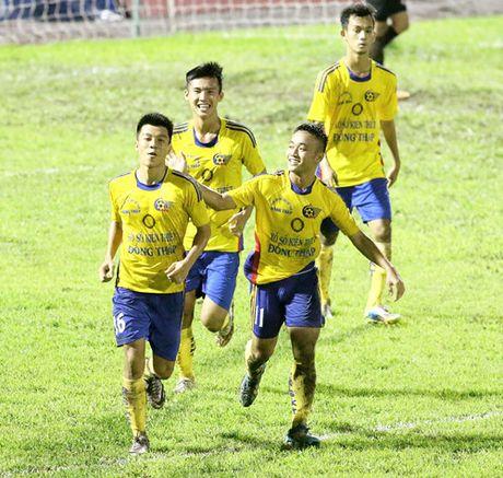 Giai U.21 Bao Thanh Nien 2016: HAGL tang cuong quan manh cho vong chung ket - Anh 2