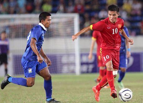 Lich thi dau vong bang VCK U19 chau A 2016 - Anh 1