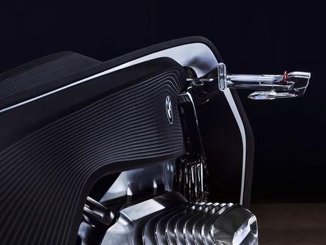 Motorrad Vision Next 100 - y tuong mo to tu can bang cua BMW - Anh 3