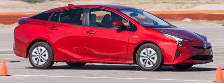 Toyota thu hoi 340.000 chiec Prius do loi phanh tay - Anh 1